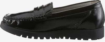 WALDLÄUFER Mokassin 'Hegli' in schwarz, Produktansicht