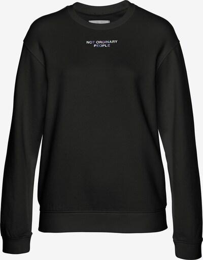 REPLAY Sweatshirt in jade / flieder / schwarz / weiß, Produktansicht