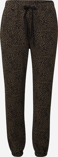 Pantaloni 'Hind' Part Two pe verde / negru, Vizualizare produs