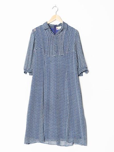 Hermann Lange Kleid in M in blau, Produktansicht