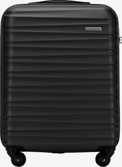 Wittchen Kleiner Handgepäckkoffer 'GROOVE Line' in schwarz, Produktansicht