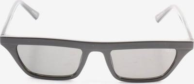 QUAY Retro Brille in One Size in schwarz, Produktansicht