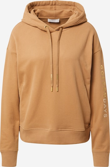 BOSS Casual Sweatshirt 'Eustice' in Sand / Gold, Item view