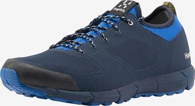 Haglöfs Lage schoen 'L.I.M Low' in de kleur Navy / Cyaan blauw, Productweergave