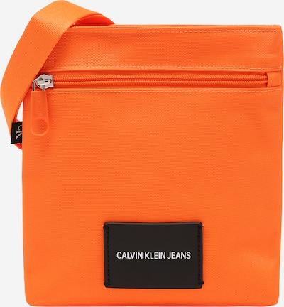 Calvin Klein Jeans Bolso de hombro en naranja claro / negro / blanco, Vista del producto