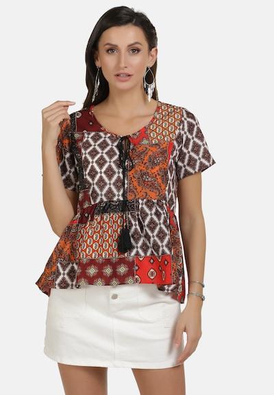 usha FESTIVAL Bluse in mischfarben, Modelansicht