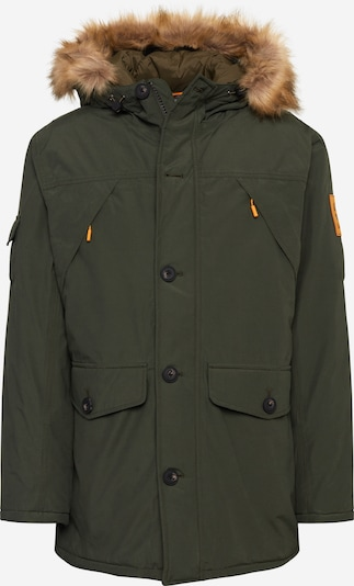 TIMBERLAND Winter parka in khaki, Item view