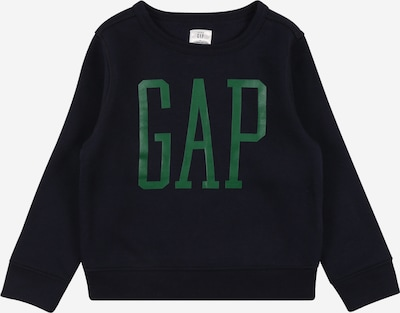 GAP Sweatshirt in navy / grün, Produktansicht