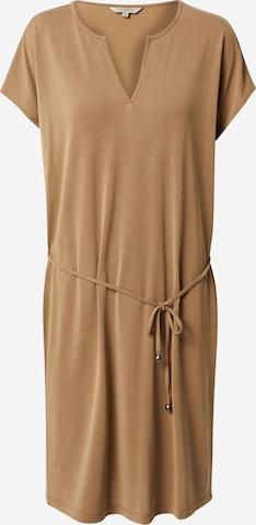 Herrlicher Kleid 'Lulo' in Beige