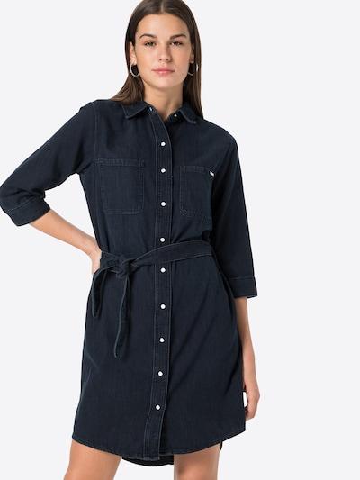 Orsay Kleid in dunkelblau, Modelansicht