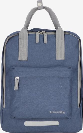 TRAVELITE Rucksack in blau / grau, Produktansicht