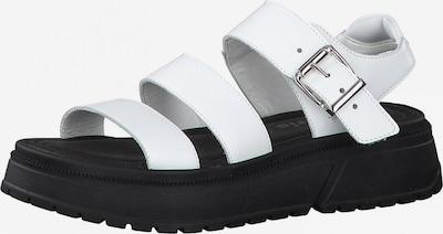 TAMARIS Strap Sandals in White, Item view