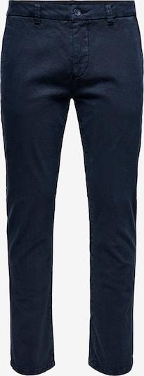 tengerészkék Only & Sons Chino nadrág 'Pete', Termék nézet