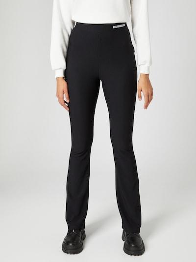 Hoermanseder x About You Pants 'Sissy' in Black, View model