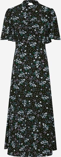 Fashion Union Košeľové šaty 'SIENNA' - tmavomodrá / biela, Produkt