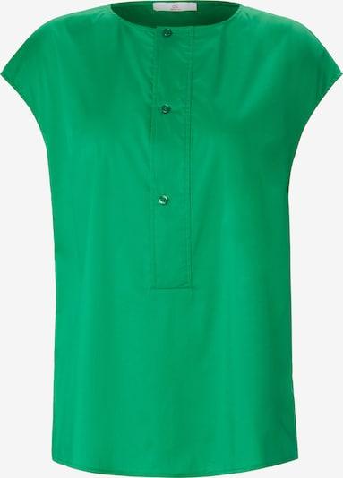 Emilia Lay Kurzarmbluse in grün, Produktansicht