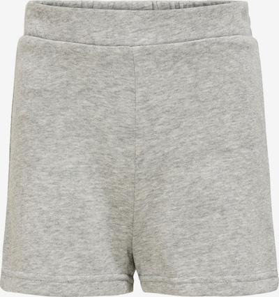 KIDS ONLY Pantalon 'Katey' en gris chiné, Vue avec produit