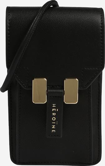Maison Hēroïne Etui na smartfona 'Romy' w kolorze czarnym, Podgląd produktu