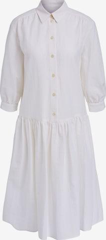 SET Košeľové šaty - biela