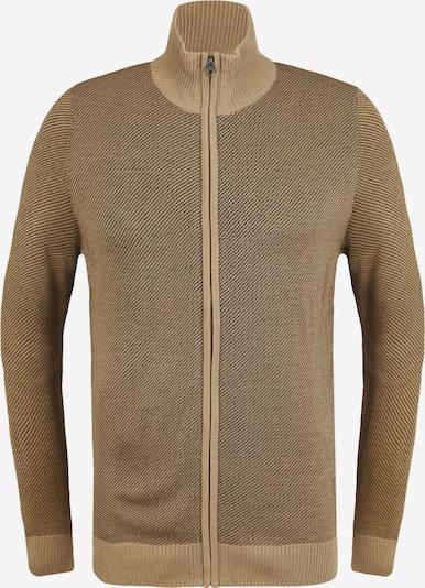 BLEND Cardigan 'Londer' in braun / hellbraun, Produktansicht