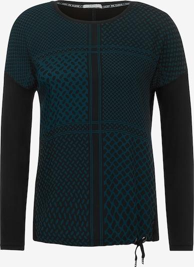 CECIL Shirt in blau / schwarz, Produktansicht