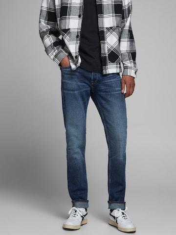 JACK & JONES Jeans 'Glenn' in Blue