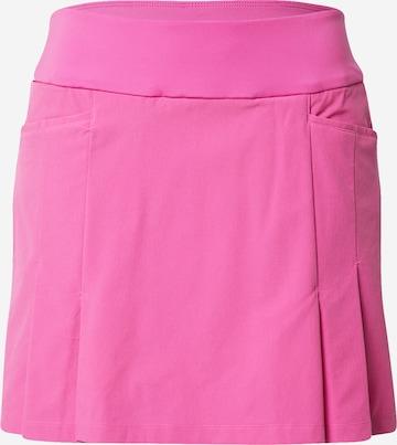 adidas Golf Sportskjørt i rosa