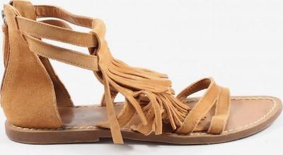 MANGO Komfort-Sandalen in 36 in hellorange, Produktansicht
