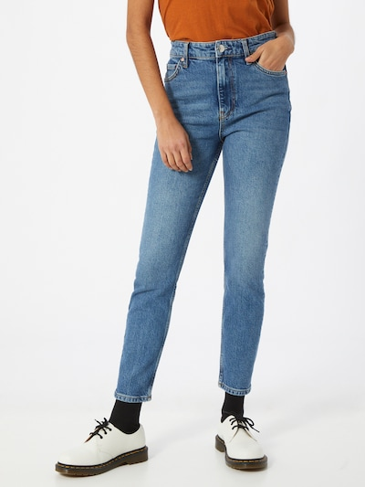 Gina Tricot Jeans in blau, Modelansicht