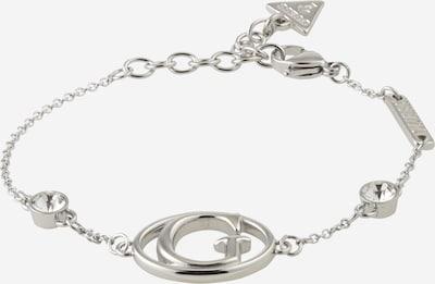 GUESS Bracelet en argent, Vue avec produit