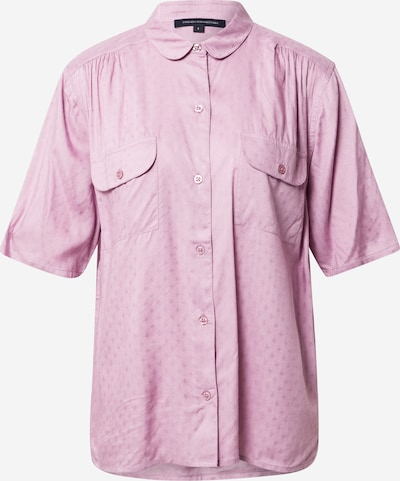 FRENCH CONNECTION Bluse 'YULIA' in lavendel, Produktansicht