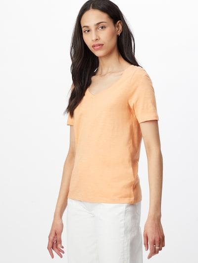 ESPRIT T-Shirt in apricot: Frontalansicht