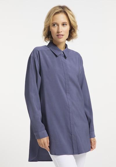 usha BLUE LABEL Bluse in violettblau, Modelansicht