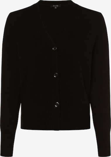 SvB Exquisit Strickjacke in schwarz, Produktansicht