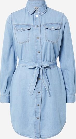 NEW LOOK Blousejurk 'JOLIE' in de kleur Blauw denim, Productweergave