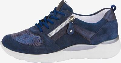 WALDLÄUFER Sneaker 'Gabriele' in marine / dunkelblau, Produktansicht