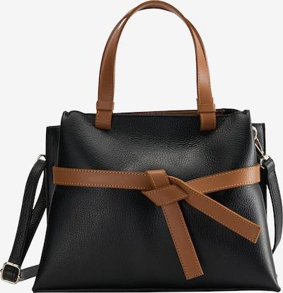RISA Tasche in braun / schwarz, Produktansicht