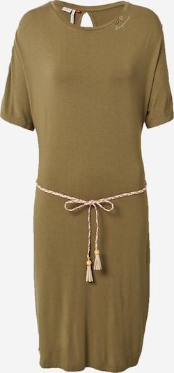 Ragwear Kleid 'KASS' in oliv, Produktansicht