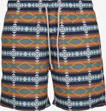 Urban Classics Ujumispüksid 'Inka', värv segavärvid