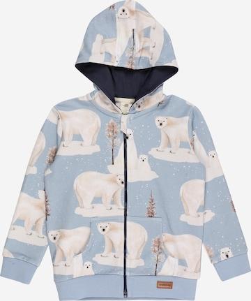 Walkiddy Sweat jacket in Blue