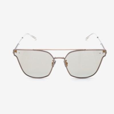 Bottega Veneta Sonnenbrille in One Size in hellbraun, Produktansicht