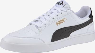 PUMA Sneaker in schwarz / weiß, Produktansicht