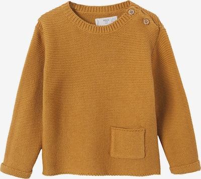 MANGO KIDS Pullover 'Bruno' in karamell, Produktansicht