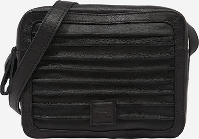 FREDsBRUDER Tasche 'Riffelkeks' in schwarz, Produktansicht