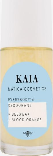 Matica Cosmetics Deor in transparent, Produktansicht