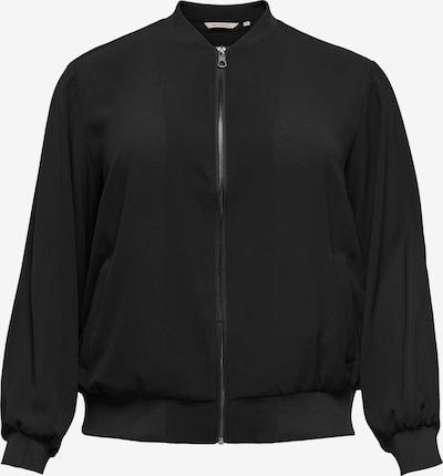 ONLY Carmakoma Übergangsjacke 'LUXMILA' in schwarz, Produktansicht