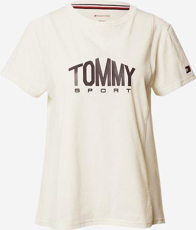 Tommy Sport Tehnička sportska majica u bijela, Pregled proizvoda