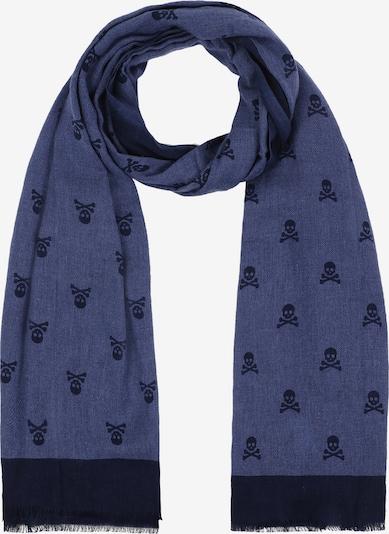 Scalpers Schal 'Pashmina' in blau / navy, Produktansicht