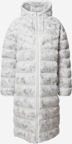 Manteau outdoor NIKE en blanc