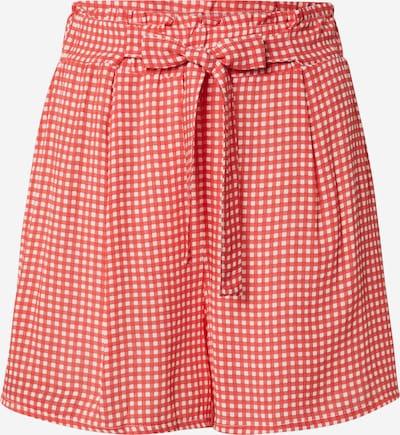 DeFacto Bandplooibroek in de kleur Rood / Wit, Productweergave